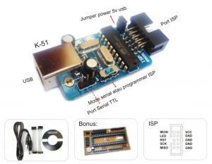 Gambar 1. Paket penjualan Downloader K-51